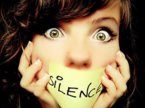 silence radio obligatoire