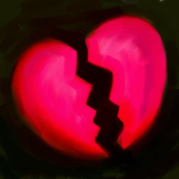 déception amoureuse
