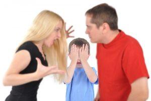 argument de couple sur les enfants