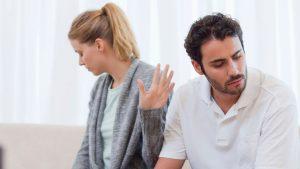 Reconnaître ses torts après une dispute