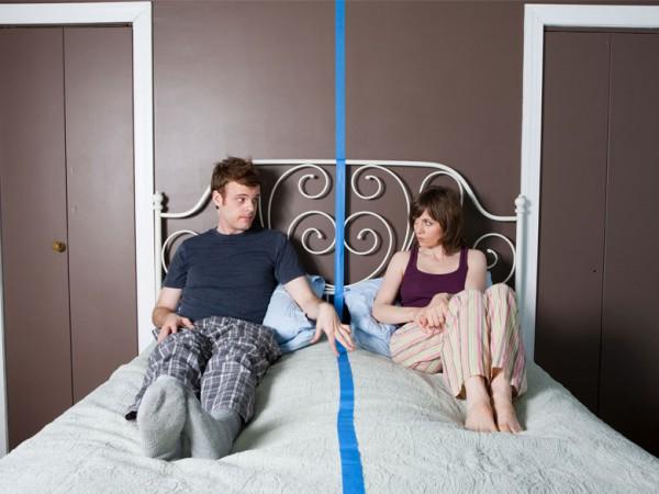 Vivre avec son ex après un divorce