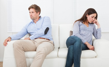 Obligation de vivre avec son ex