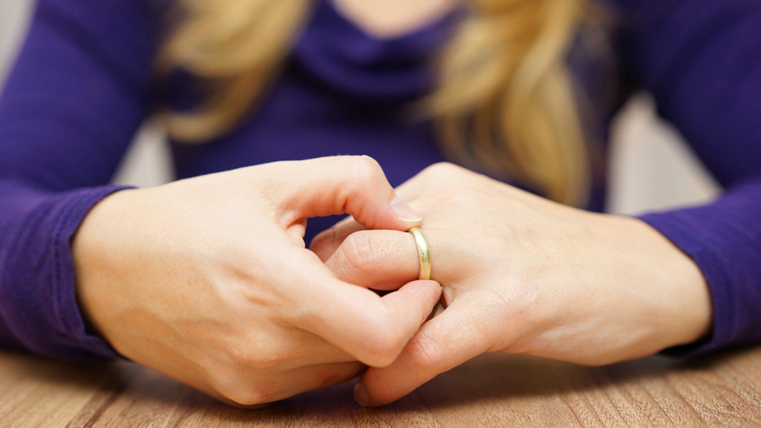Rattraper sa femme qui veut divorcer