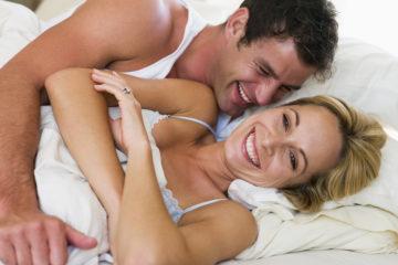 timidité au lit avec mon partenaire