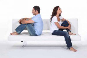 Couple en difficulté