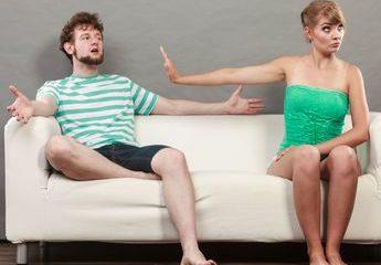 Rupture dans un couple