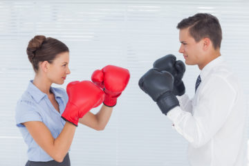 Vaincre un conflit dans le couple