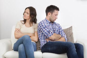 Le rapport au conflit quand ma femme ne veut plus de moi
