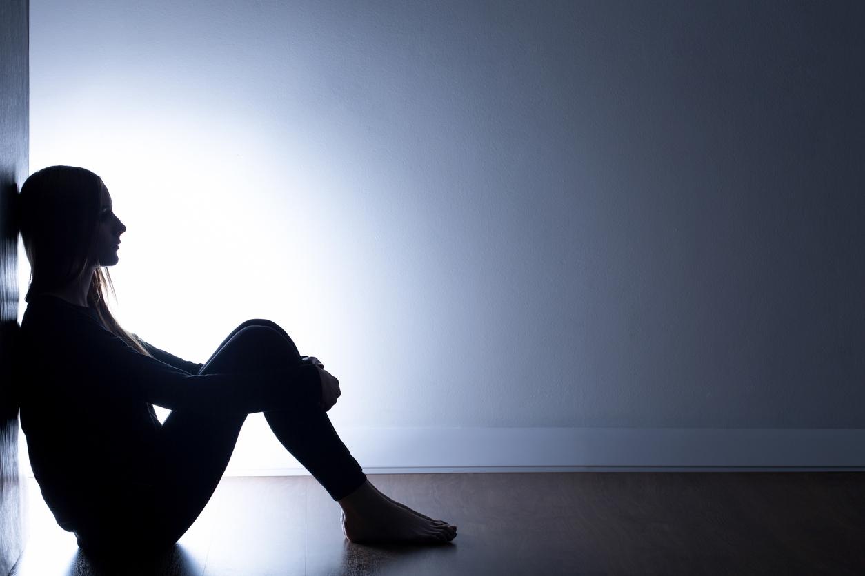 la dépression amoureuse : état dépressif