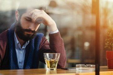 Alcool et dépression amoureuse