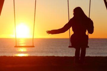 Solitude de la déception amoureuse
