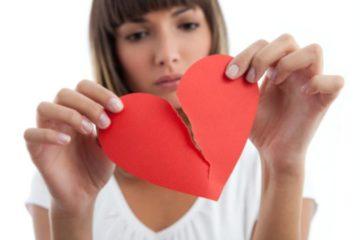 la créativité contre le chagrin d'amour