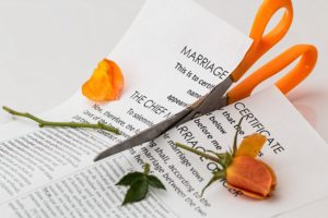 conjoint demande le divorce